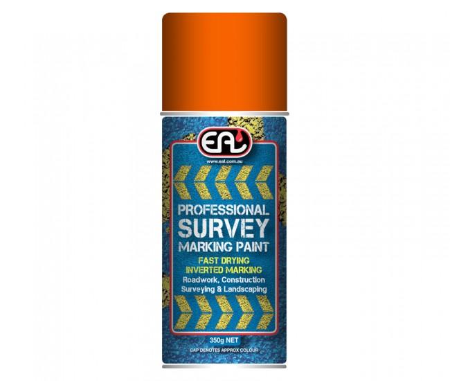 Survey Marking Paint Fluoro Orange