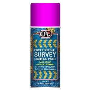 Survey Marking Paint Fluoro Pink