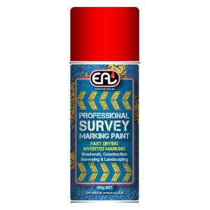 Survey Marking Paint Fluoro Red