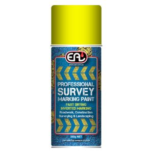 Survey Marking Paint Fluoro Yellow