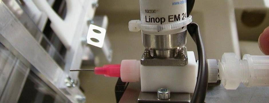 LINOP Dispensing Equipment